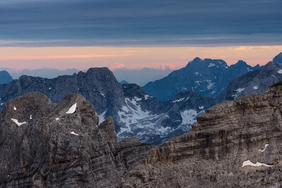 photos of Triglav National Park - Stenar (2501m)