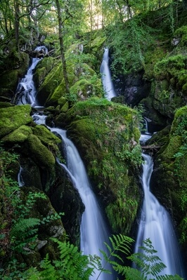 pictures of Lake District - Stock Ghyll Force