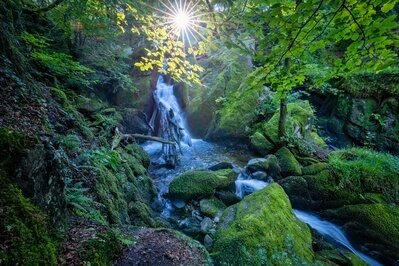 images of Lake District - Stock Ghyll Force
