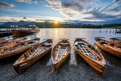 photo locations in Lake District - Keswick landings