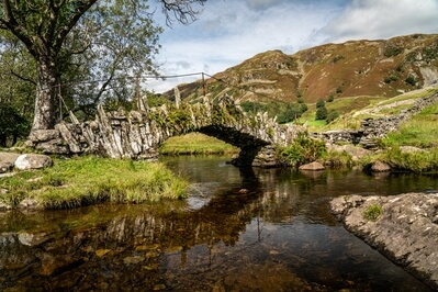 images of Lake District - Slater's Bridge