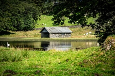 photos of Lake District - Sow How tarn