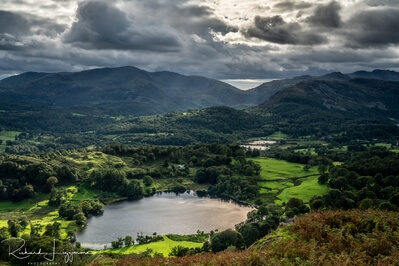 photos of Lake District - Loughrigg fell - summit