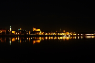 photo spots in Poland - Torun Panoramic View