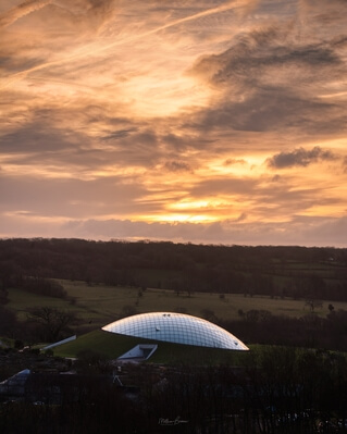 photos of South Wales - National Botanic Garden of Wales - North Viewpoint