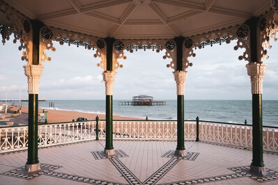 images of Brighton & South Downs - Brighton Bandstand