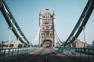 pictures of London - Tower Bridge