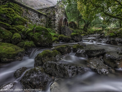 images of Lake District - Borrowdale Water Mill