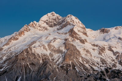 Triglav National Park photography spots - Mt Tosc (2275m)