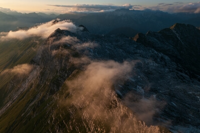 Triglav National Park photography locations - Mt Krn (2244m)