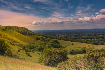 pictures of Brighton & South Downs - Ditchling Beacon (South Downs NP)