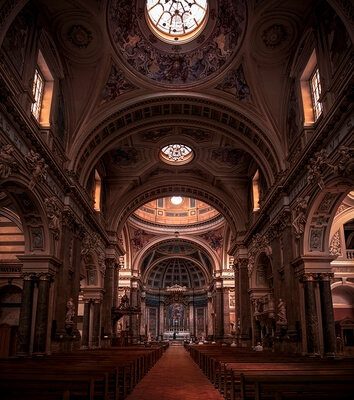 pictures of London - Brompton Oratory