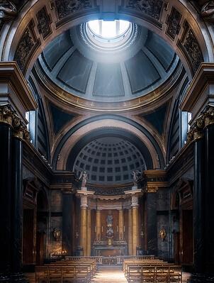 photos of London - Brompton Oratory