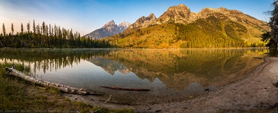 pictures of Grand Teton National Park - String Lake