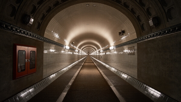 Altes Elbtunnel / Old Elbe Tunnel