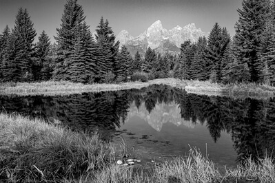 Grand Teton National Park photography locations - Schwabacher Landing