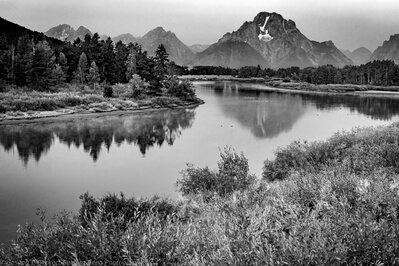 pictures of Grand Teton National Park - Oxbow Bend