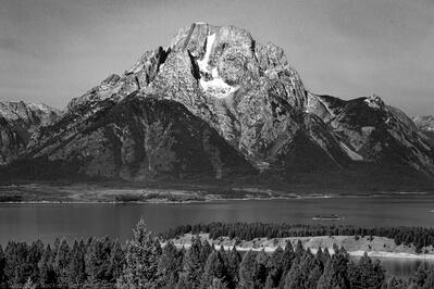 photo spots in Kane County - Signal Mountian - Jackson Lake Overlook