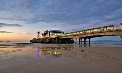 images of Dorset - Bournemouth Pier