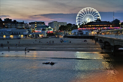 pictures of Dorset - Bournemouth Pier