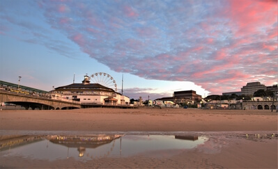 photography spots in Dorset - Bournemouth Pier