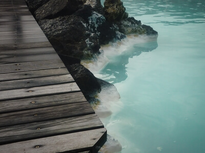 photography locations in Iceland - Blue Lagoon Spa
