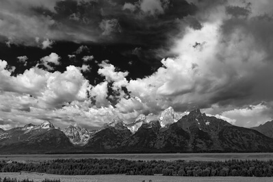 Kane County photography locations - Teton Point Turnout