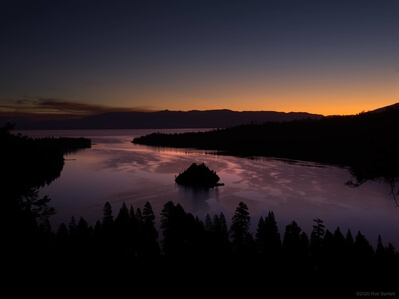 California photography spots - Emerald Bay at  Lake Tahoe, CA USA