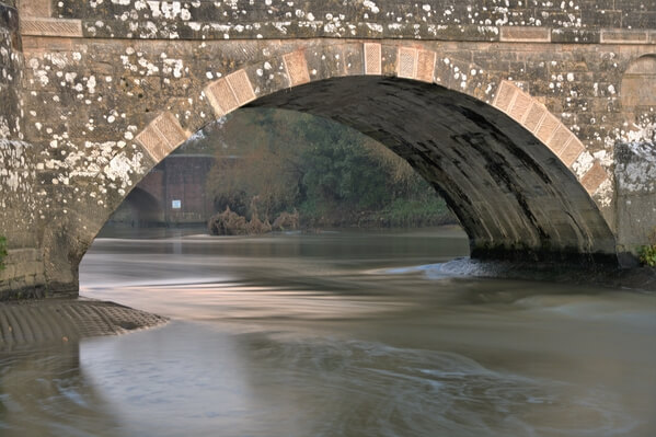 old iford bridge arch