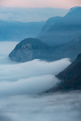 images of Triglav National Park - Vodnik Viewpoint