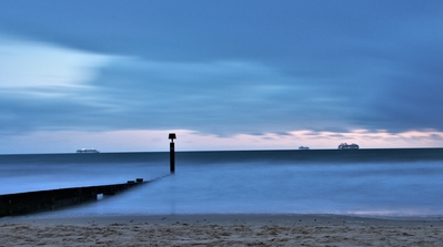 Dorset photography locations - Bournemouth Promenade