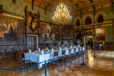 Sachsen Anhalt photo locations - Wernigerode Castle - Interior