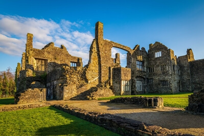 photos of South Wales - Neath Abbey - Exterior