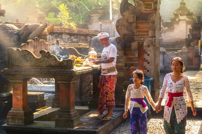 Indonesia photography locations - Tirta Empul Temple