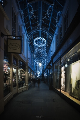 photo spots in South Wales - Royal Arcade