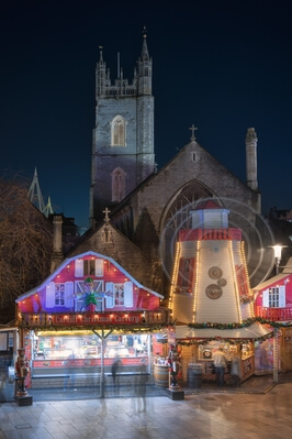 photos of South Wales - Cardiff Christmas Market