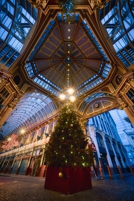 photos of London - Leadenhall Market