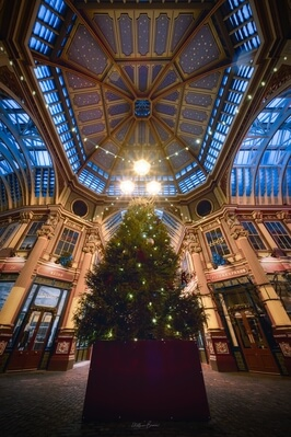 images of London - Leadenhall Market