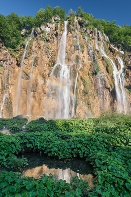 Plitvice Lakes National Park photography locations - Veliki Slap
