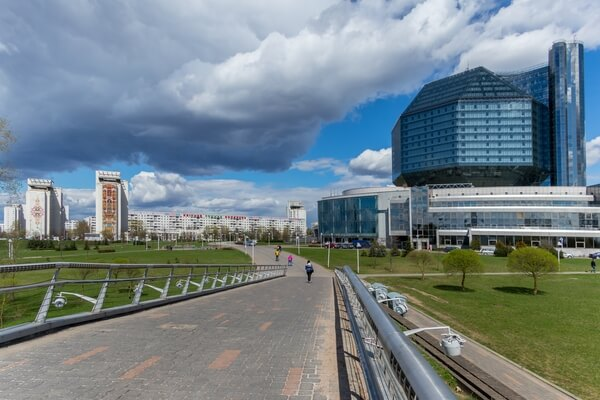 National Library in Minsk