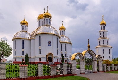 Belarus photography locations - Holy Resurrection Cathedral
