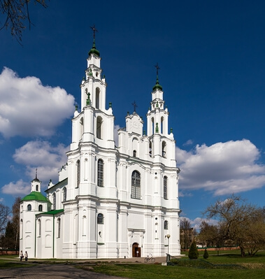 photo locations in Belarus - Saint Sophia Cathedral