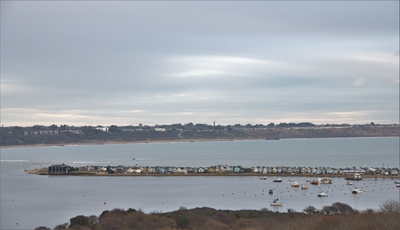 pictures of Dorset - Mudeford Quay