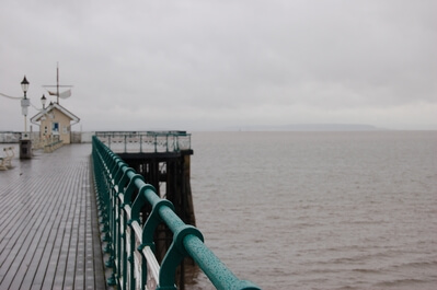 pictures of South Wales - Penarth Pier