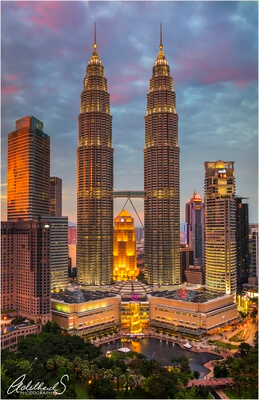 images of Kuala Lumpur - Traders Hotel