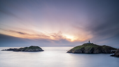 pictures of South Wales - Strumble Head Lighthouse