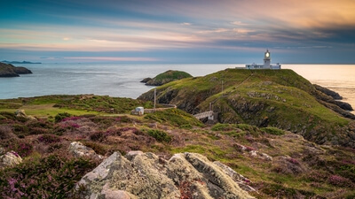 photos of South Wales - Strumble Head Lighthouse