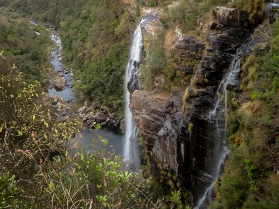 photography locations in South Africa - Lisbon Falls, Panorama Route