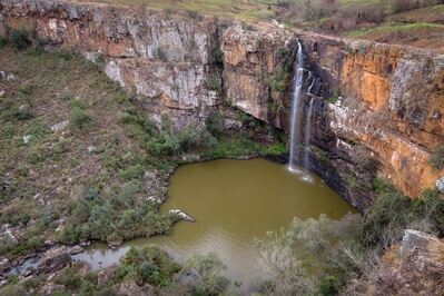 photo locations in South Africa - Berlin Falls, Panorama Route