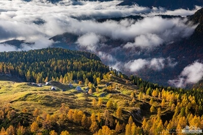 images of Triglav National Park - Planina Krstenica